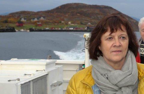 ÅRØYA: Fylkesråd for samferdsel Kristina Hansen (Ap) sier at hennes tillit til Boreal er tynnslitt etter flere saker den siste tiden.