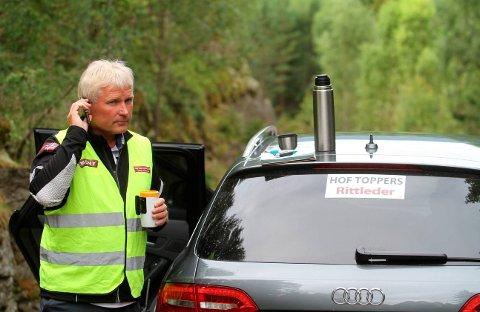 Forlenger: Tom Arne Akerholt kan opplyse at fristen for å delta i Hof Toppers forlenges ut september. Arkivfoto: Pål Nordby