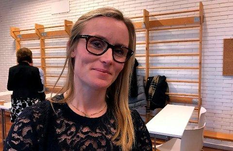 Line Spiten har selv sittet i styret i helseforetaket og foreslår nå som leder for Kongsberg Høyre at et nytt sykehusutvalg opprettes for å følge utviklingen tett.