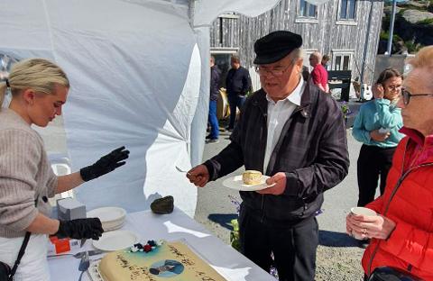 10. juli ble det feiret 50 års jubileum for Terje Mørkved Slip og Mekanisk Verksted AS.