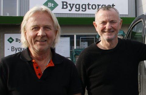 Lofot Entreprenør AS, ved Magnar Lorentzen og Alf Lie.