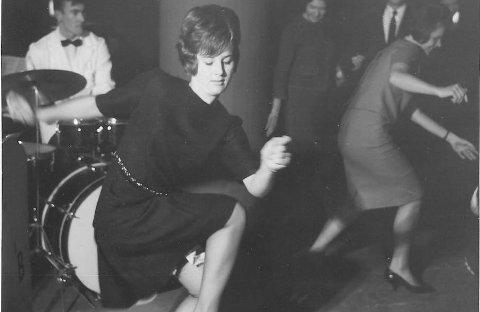 1962 Blinken: Karin Ekholdt Aarkvisla  i en overbevisende twist.