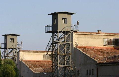 LØSLATT: Tromsømannen satt i fengselet i Antalya, siktet for narkokriminalitet. Nå er han frikjent, løslatt og har dratt til Thailand. Her er fengselet avbildet i 2007.