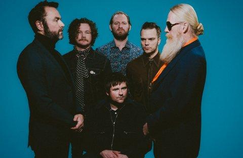 KLASSISK ROCK: The Late Great slapp nylig et album som ble belønnet med en femmer i Dagbladet. Mye av musikken er inspirert av 70- og 80-tallshelter. Til sommeren skal de rocke Bukta.