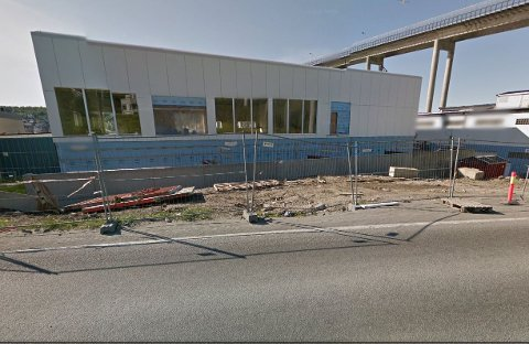 VIL UTVIDE: Hagen-Olsen Eiendom AS ønsker å utvide bruken av Tromsøysundvegen 36.