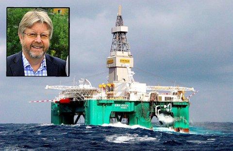 Rolf Ole Eriksen i Norske Shell