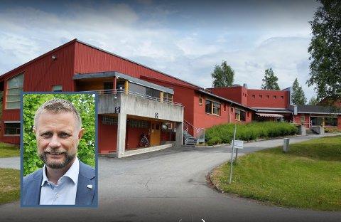 IKKE MOTTATT ØNSKE: Vestre Toten har ikke ytret ønske om å øke antall dialyseplasser på Raufosstun,  i følge heleminister Bent Høie