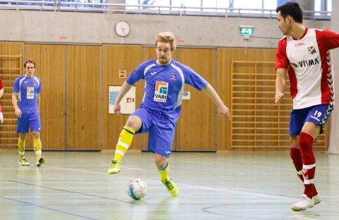 Spillende trener Iver Strandheim var fornøyd med to uavgjorte kamper etter en rekke forfall på grunn av omgangssyke.