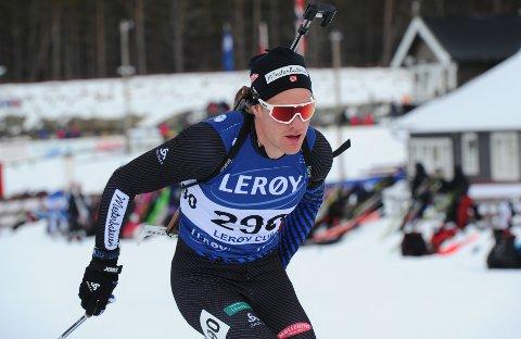 VIL UTENLANDS: Tore Leren har også i vinter ambisjoner om å konkurrere mest mulig utenlands. Han er spent på hvor mange rennavlysninger det blir.