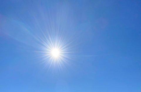 VARMT: Denne uka skal det bli varmt og godt i Hedmark, ifølge meteorologene.