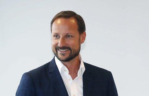 Kronprins Haakon kommer til Langesund på storøvelsen 26. september.