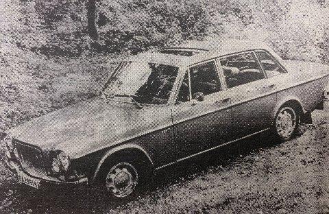 VOLVO 164: Den mest velutstyrte Volvo som finnes.