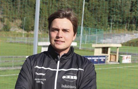 I dialog: Sportslig leder Mats Tvedt sier at det er klubbens ledelse som skal håndtere slike saker og uttale seg til pressen og andre.