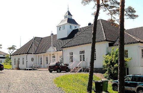 BADET: Det er her i Langesund utbygging skaper mye furore.