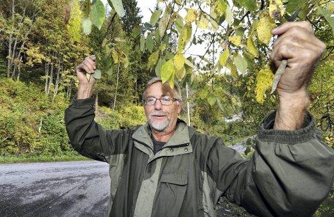 Erling Solvang er kastet som leder i Naturvernforbundet i Nordland.