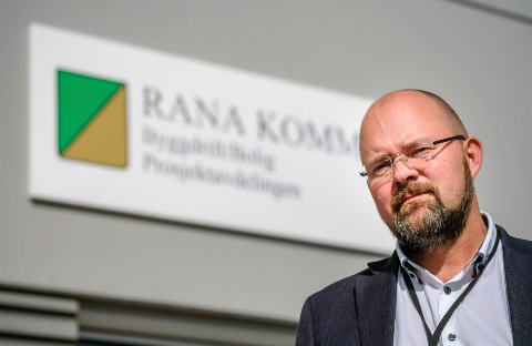 Steinar Henriksen, daglig leder i Rana Byggdrift KF, skal gi kommunestyret svar på vedlikeholdsetterslep i kommunale bygg.