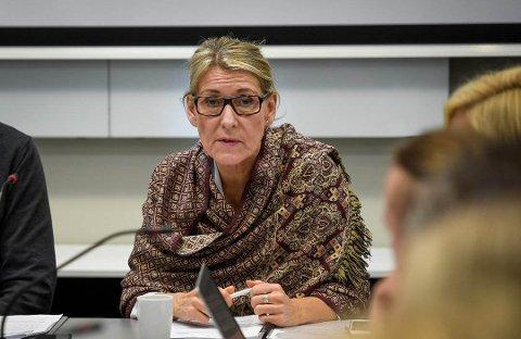 - Vi har ikke hørt fra Statens helsetilsyn i forbindelse med tilsynet knyttet til tarmkreftkirurgien, opplyste administrerende direktør i Helgelandssykehuset Hulda Gunnlaugsdottir, til helseforetakets styre.