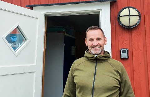 Pål Vinje, daglig leder i Polarsirkelen Friluftsråd.