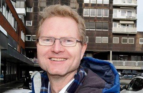 Innstilt som nummer 1: Tor Andre Johnsen FrP