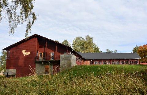 SKAL UTVIKLES: Finn Erik Byfuglien skal utvikle tomta hvor gamle Jølstad skole ligger.