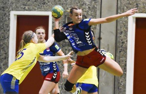 Maren Sjaamo er en av spillerne som får nyte godt av samarbeidet med Stabæk.