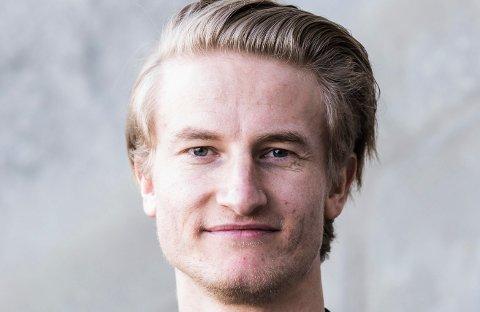 Forlenget: Magnus Johannessen blir i HBK.