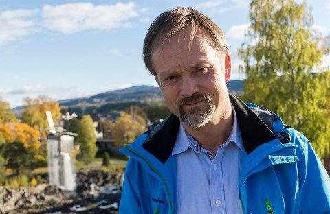 Stig Kjenstad, Diakon, Hønefoss