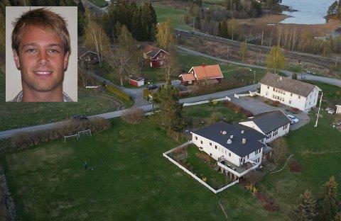 NAKKERUD: Andreas Køste skulle gjerne ha beholdt eiendommen, men han ser at det blir for tungvint når det aller meste i hans liv skjer i Oslo.