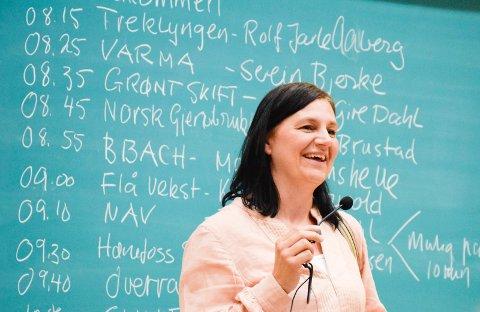 TIL FYLKET: Sonja Bordewich skal overføre innovasjonsprosjektet i Ringeriksregionen til hele Buskerud.