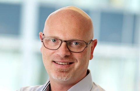 GENERAL: Geir Hammer er administrerende direktør i Swedish Match Norge. Han mener snus med smak er et godt produkt for tidligere røykere.