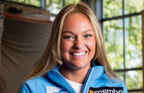 UTFORDRING: Thea Louise Stjernesund er en av flere norske idrettsstjerner som sliter med menssmerter. Foto: Heiko Junge / NTB scanpix