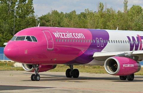 Nye ruter fra desember fra lavprisselskapet Wizz Air.