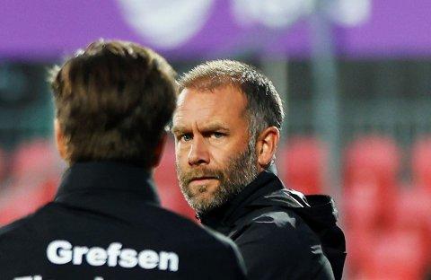 SLUTTER: Trond Fredriksen fortsetter ikke som Ull/KIsa-trener.