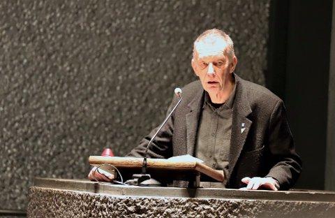 LANGT FRA MÅLOPPNÅELSEN: Martin Berthelsen mener kommunen er langt fra mål om å bi enig med Asker skiklubb om bruk av arealet på Føyka og Drengsrud. Han mener det derfor bør arrangeres et dialogmøte mellom partene.
