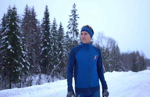 FLYTTET: Sondre Nordstad Moen har flyttet til Spikkestad og meldt seg inn i IL ROS.