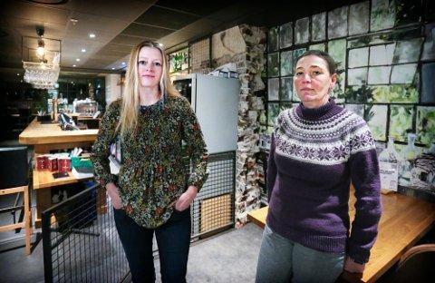 PÅ SIÅ: I ti år har Tove Katrin Åsen og Laila Bårdsen stått bak driften av På Siå. Nå er driften definitivt over. Det samme gjelder for Big Horn.