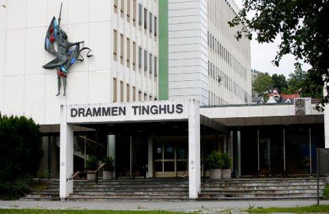 Drammen tinghus.