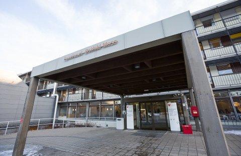 PÅVIST KORONA: En ruspasient ved Sykehuset Østfold Moss har fått påvist smitte med korona etter innleggelse.