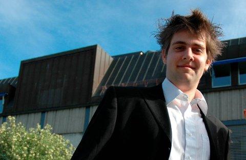 VIL SATSE: Fredrik Urbanski (32) ønsker å satse i hjemkommunen. Arkivfoto