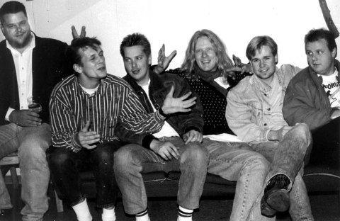 TIL ROCKEN: Balla Bluesband skal spille på Spydeberg Rock i mai. ARKIVFOTO