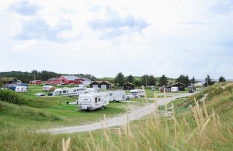 Pinsen ser ut til å komme med finvær, og til helgen åpner Ølberg camping.