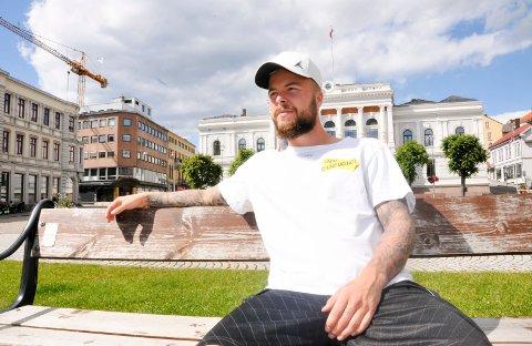 ODD-AKTUELL: Sander Svendsen kan være på vei tilbake til Odd denne våren. Foto: Kristian Holtan