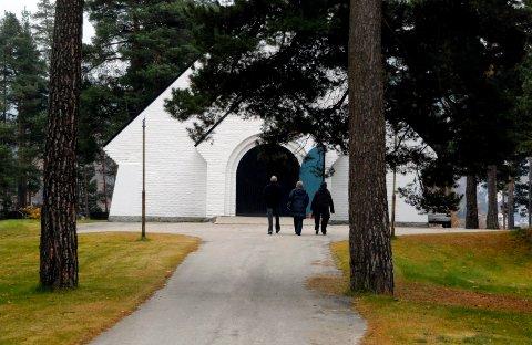 HAR KLAGET: Entreprenøren som ikke fikk oppdraget med rehabilitering og utbygging av Notodden kapell har klaget for andre gang, og arbeidene står på vent.