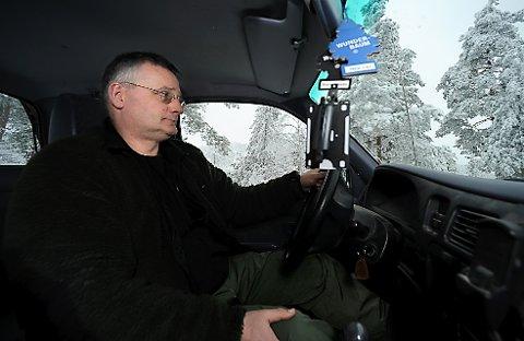EKSTRAKOSTNAD: Jan Solhaug pendler fra Notodden til Meheia hver dag, men siden 18. juni har det blitt en atskillig dyrere pendlervei enn tidligere - helt unødvendig.