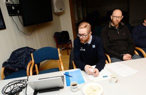 Lederstolen i KBK står foreløpig tom. Martin Williams blir derimot med videre, mens Svein Stokke sier takk for seg i styret i KBK.