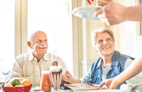 MÅLET: All mat som serveres på våre institusjoner, bør være av en slik karakter at det appellerer til glede og spiselyst, skriver Joachim Bræk Poppe-Holmdahl