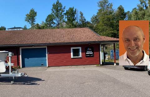 Svein Johansen og Aviation and Survival Support på Vear går så det suser om dagen. Koronakrisen har også gitt dem nytt bein å stå på.