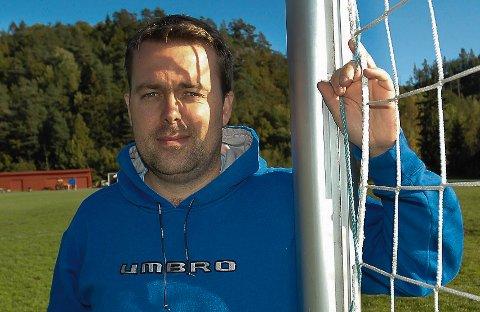 Bård Sterk-Hansen ble ansatt som markedssjef i Arendal Fotball våren 2016 og allerede 1. september samme år ble han daglig leder i klubben. Nå har han varslet at han går av ved nyttår. Arkivfoto