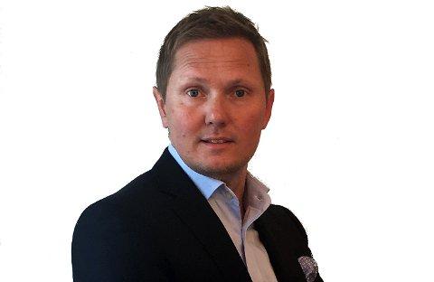 FORTSATT LAV: - Utlånsrenten er fortsatt lav, sier direktør for personmarkedet, Lasse Olsen.