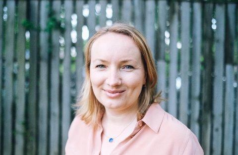 """Sjefsredaktør for magasinet """"Altså"""", Ida Eliassen-Coker, har et ønske om å endre samfunnet."""